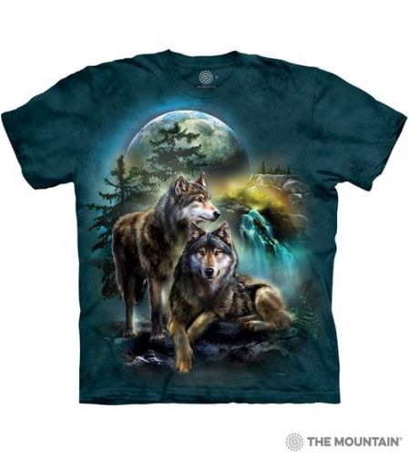 Wolf Lookout T-shirt | The Mountain®